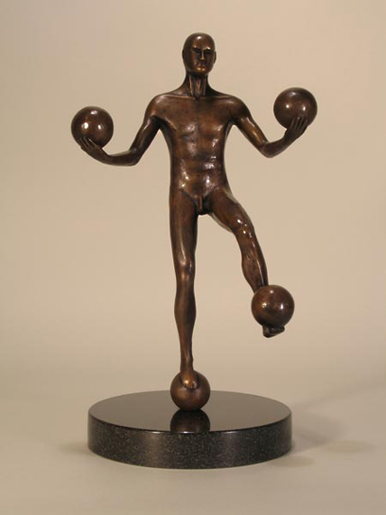 Four Noble Truths - Bronze Sculpture