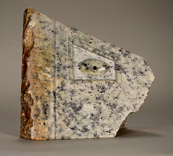 Untitled Soapstone Sculpture II - Obverse